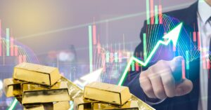 Read more about the article Flash crash for gold, goodbye correlation with Bitcoin