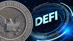 Read more about the article US SEC Shuts Down $30 Million Defi Money Market in First Decentralized Finance Bust