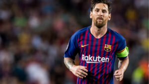 Read more about the article Soccer Superstar Lionel Messi Gets Part of His Contract Paid in Cryptocurrency