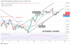 Read more about the article Bitcoin (BTC) Price Prediction: BTC/USD Faces Rejection at $48.8k as Bitcoin Resumes Downward Correction