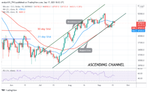 Read more about the article Bitcoin (BTC) Price Prediction: BTC/USD Attempts to Reclaim $48k as It Resumes Upside Momentum