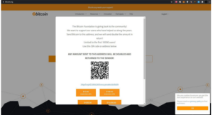 Read more about the article Bitcoin.org website gets hacked by 'double your money' scammers