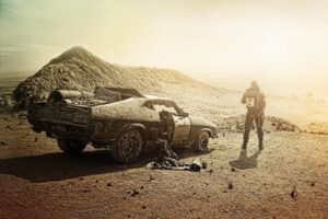 Read more about the article Mad Max movie cars auctioned in Bitcoin