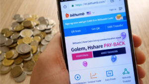 Read more about the article Bithumb to Ban Foreign Traders Failing Mobile Phone Identification