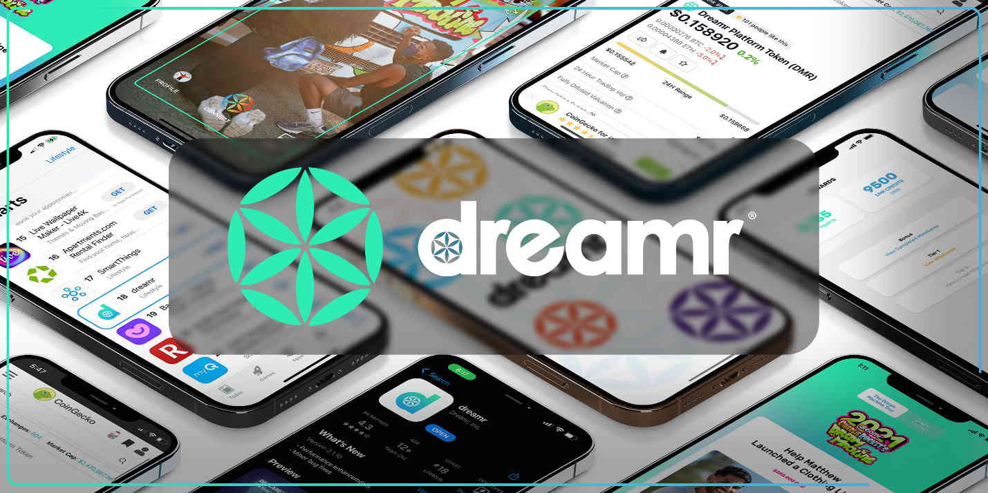 Read more about the article Dreamr App Signups Grow 1600% Month-Over-Month Following DMR Governance Token Listing on Bittrex Global