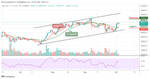 Read more about the article Bitcoin Price Prediction: BTC/USD Accelerates Toward $50,000