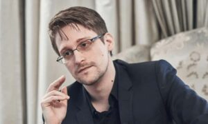 Read more about the article Edward Snowden: CBDC Is a Perversion of Cryptocurrency
