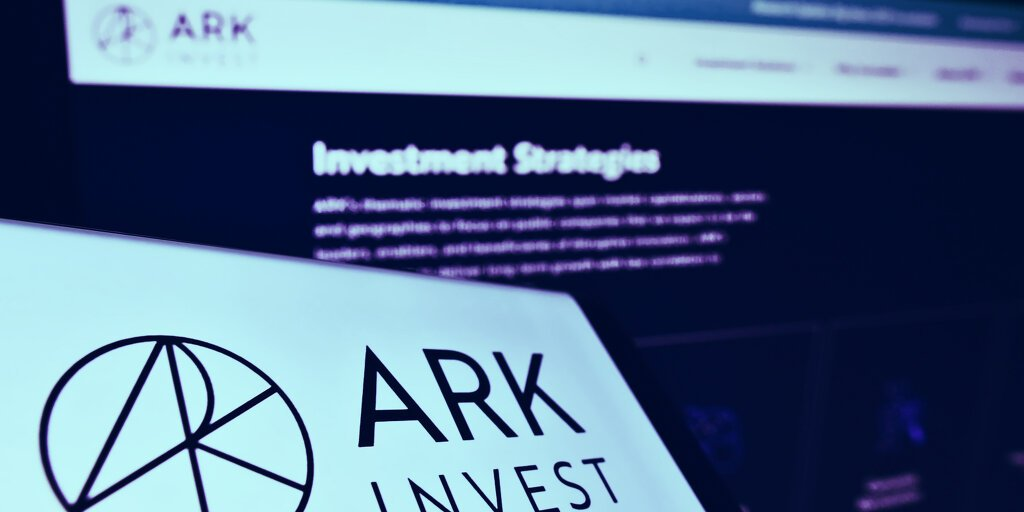 Read more about the article ARK Invest Lends Marketing Support for Latest Bitcoin Futures ETF Filing