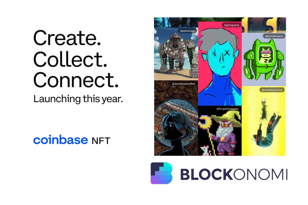 Read more about the article Coinbase Plans To Launch NFT Marketplace Later This Year