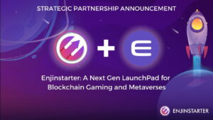 Read more about the article Blockchain Game Launchpad Partners With Enjin for Accelerated Ecosystem Development