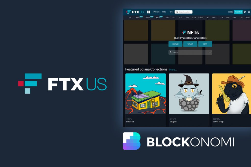 Read more about the article Another Major NFT Market Launch: FTX Launches Marketplace for Solana NFTs