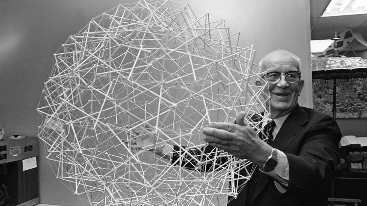 Read more about the article A Look at How Buckminster Fuller Predicted Bitcoin: 'A Realistic, Scientific Accounting System of What Is Wealth'
