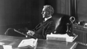 Read more about the article How Henry Ford Envisaged Bitcoin 100 Years Ago — A Unique 'Energy Currency' That Could 'Stop Wars'