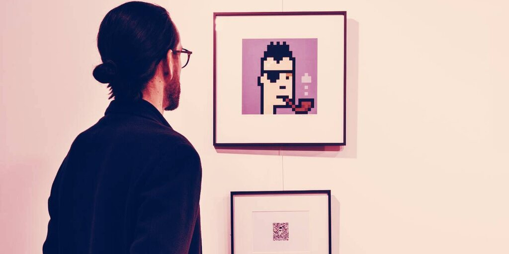 Read more about the article CryptoPunks Get Physical: How Art Galleries are Displaying NFTs