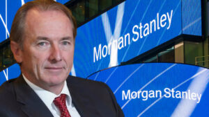 Read more about the article Morgan Stanley CEO Says Bitcoin Is Not a Fad, Crypto Is Not Going Away