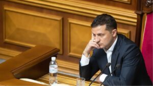 Read more about the article Ukraine President Zelensky Returns Law 'On Virtual Assets' to Parliament